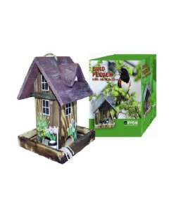 Fuglefoderautomat hus 23 cm