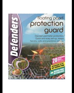 Flydende beskyttelse mod fiskehejre (1,6 m2)