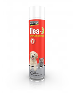 FLEA-X Loppespray 400 ml.