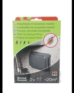 Insektfælde mod kravlende insekter 2 stk/pk