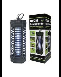 Insektfælde Ryom plast 1X11W 90 M2