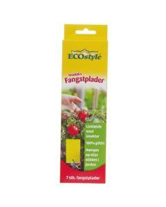 InsektFri Fangstplader 7 stk. - ECOstyle