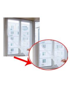 insektnet til vinduer (hvid)