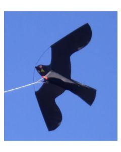 Løs Duehøg fugle skræmmer, Refill (Vingefang 120 cm)