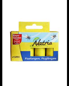 Natria fluefangere 4-pak