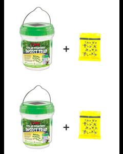 Pakkeløsning 1 - mod hvepse
