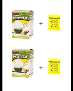 Pakkeløsning 2 - mod hvepse