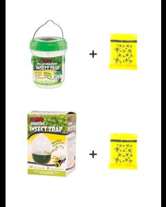 Pakkeløsning 3 - mod hvepse