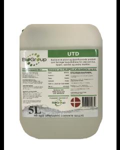 UTD BioCid / Desinficering (High level) - 5 Liter