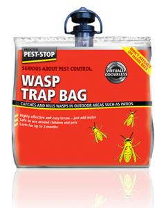 Hvepse fælde med lokkemiddel