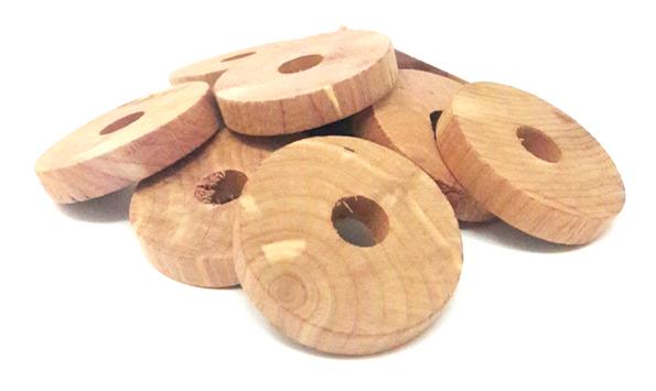 Ringe af cedertræ